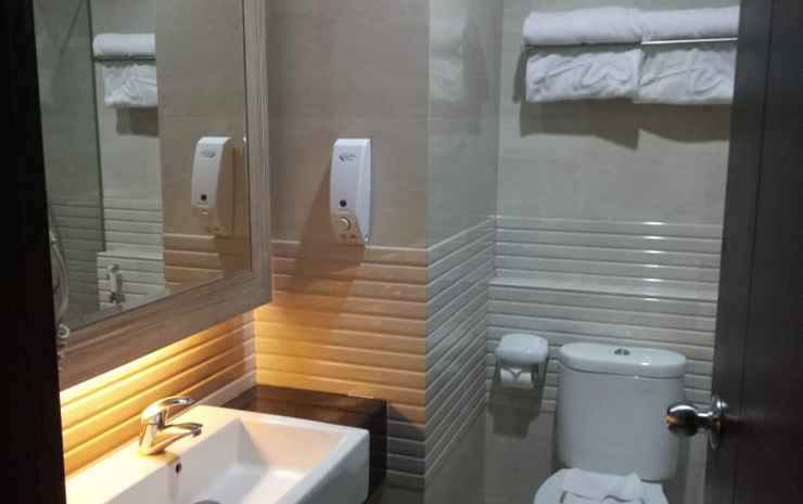 HW Hotel Padang Padang - Smart Room Twin ( Smoking Room )