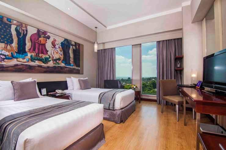 BEDROOM Grand Candi Hotel Semarang