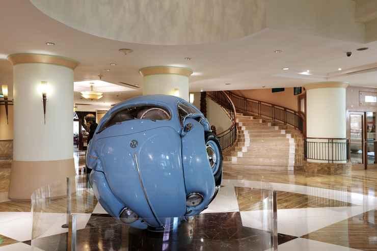 ENTERTAINMENT_FACILITY Grand Candi Hotel Semarang