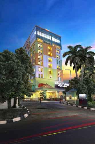 EXTERIOR_BUILDING Grand Candi Hotel Semarang