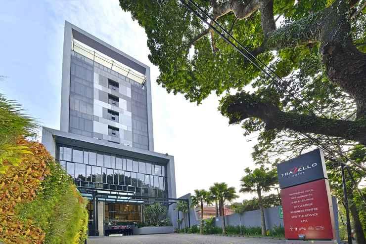 EXTERIOR_BUILDING Travello Hotel Bandung