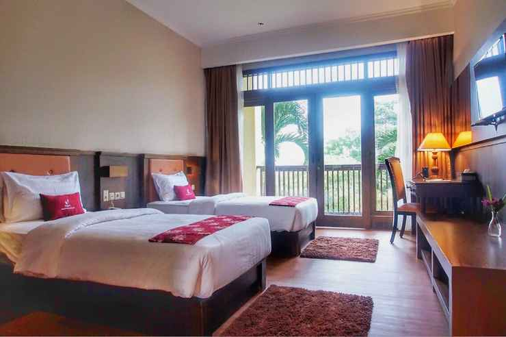 BEDROOM d'Emmerick Salib Putih Hotel Salatiga