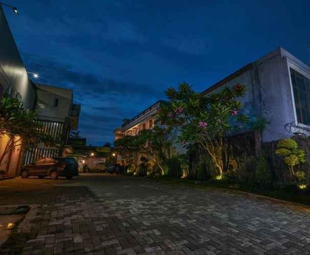 EXTERIOR_BUILDING Grand Aularis Hotel