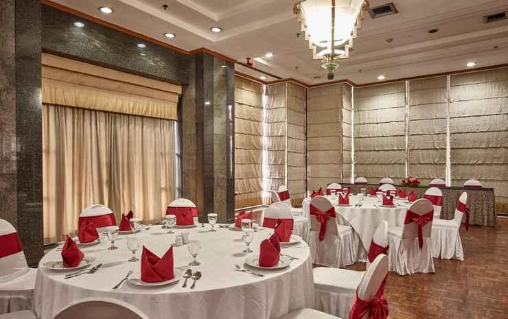 FUNCTIONAL_HALL Hotel Treva International