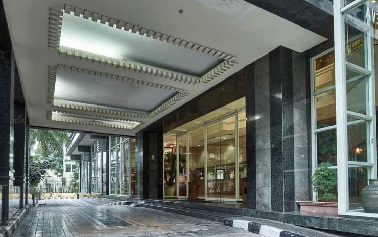 EXTERIOR_BUILDING Hotel Treva International