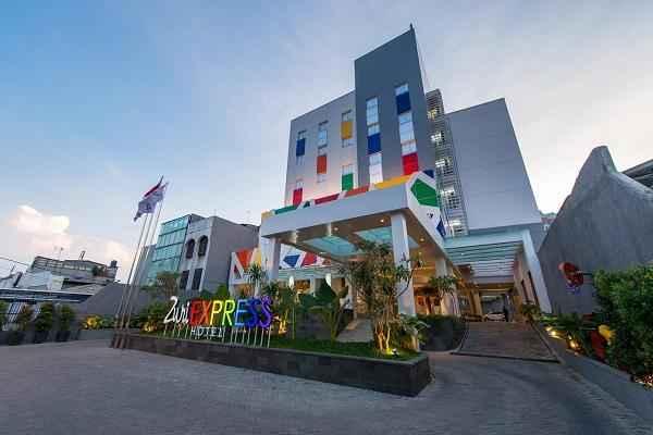 EXTERIOR_BUILDING Zuri Express Hotel Mangga Dua