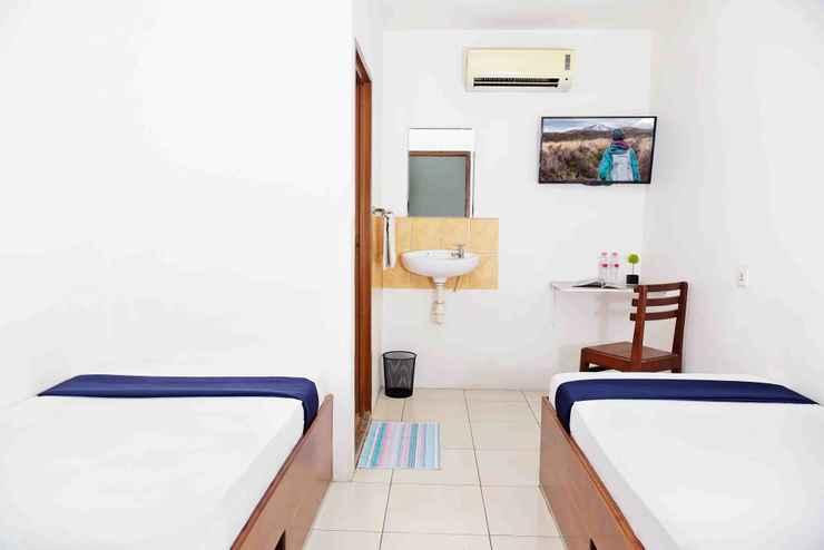 BEDROOM Hotel Olympic Semarang