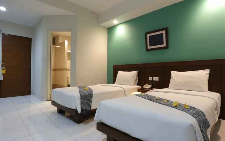 Quirin Hotel Semarang Semarang - Superior Twin Room Only (No Towel and Amenities)