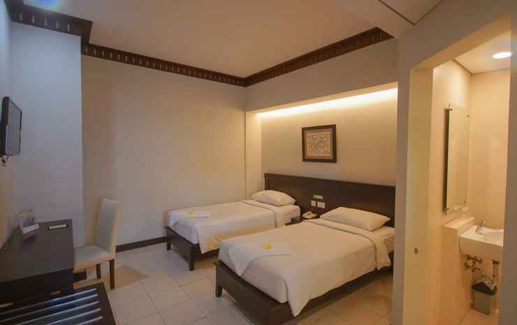 Quirin Hotel Semarang Semarang - Superior Twin Room Only (No Towel and Amenities)