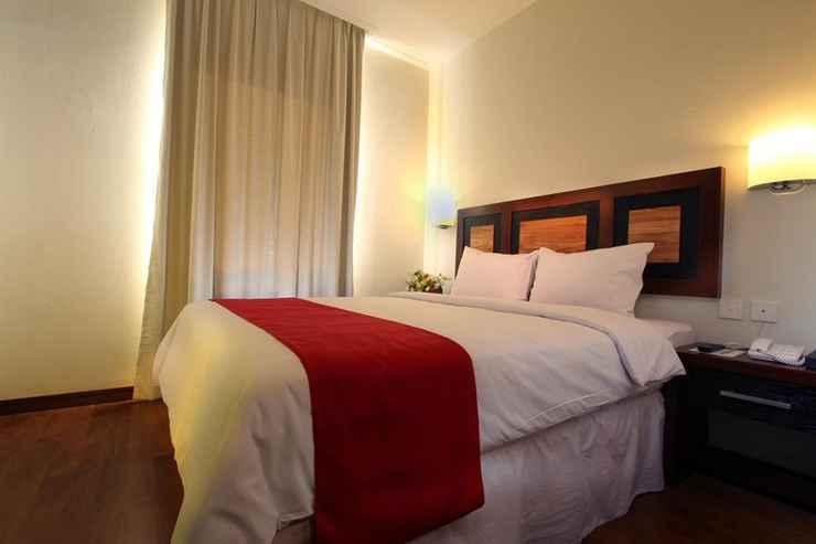 BEDROOM Lampion Hotel Solo