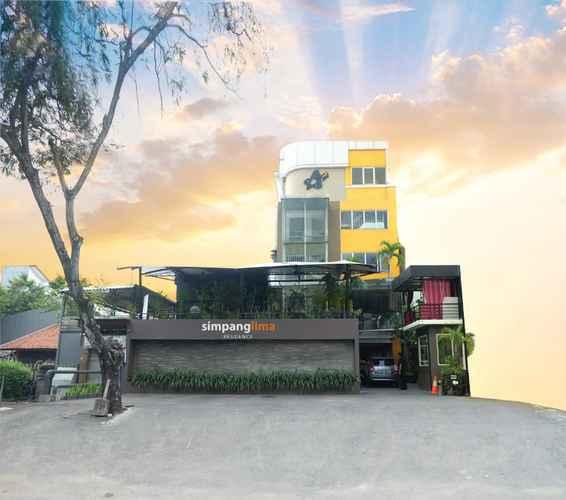 EXTERIOR_BUILDING Simpang Lima Residence