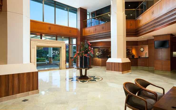 LOBBY Hotel Santika Premiere Semarang
