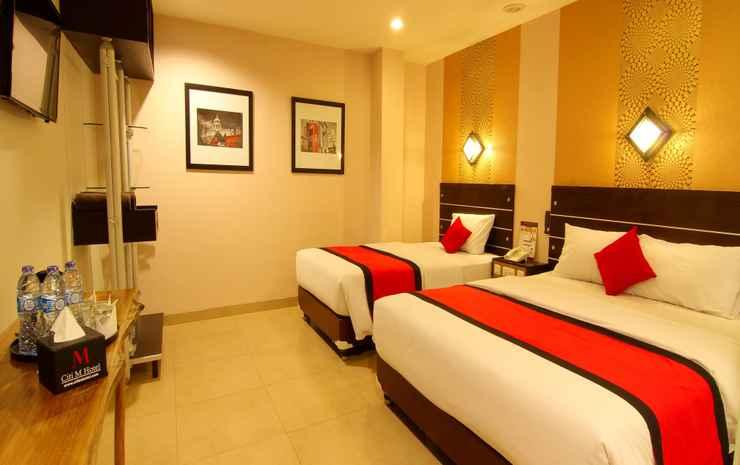 Citi M Hotel Tanah Abang Gambir Jakarta - Superior Deluxe ( 3 guests )
