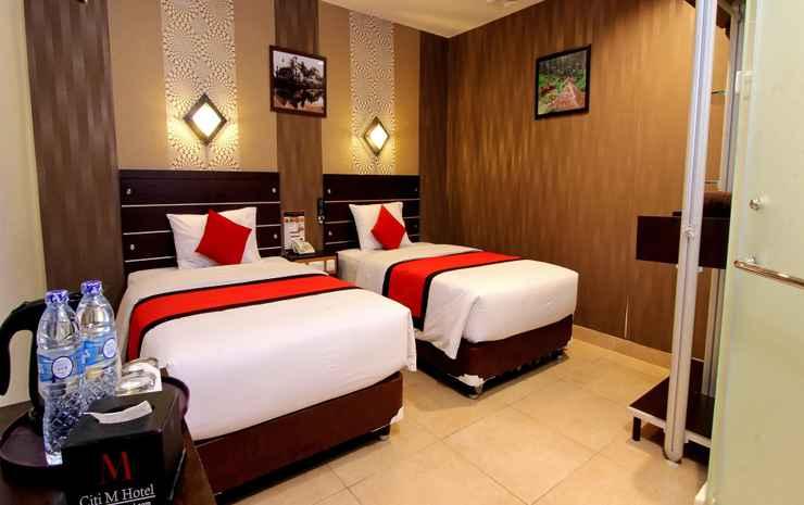 Citi M Hotel Tanah Abang Gambir Jakarta - Deluxe