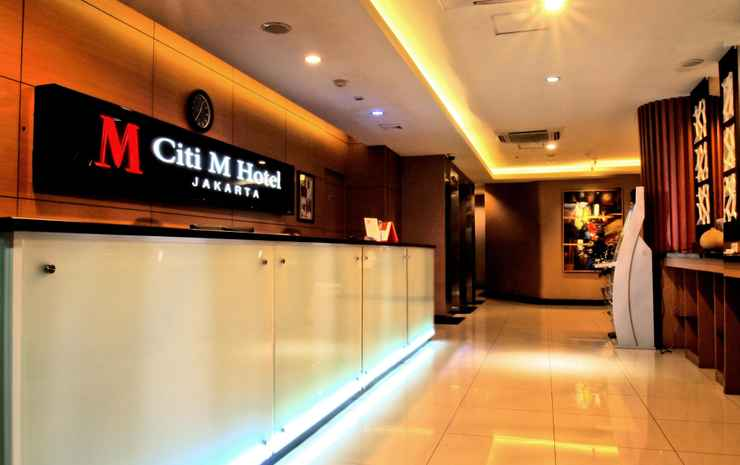 Citi M Hotel Tanah Abang Gambir Jakarta -