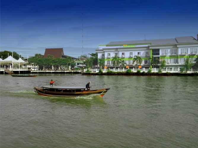 EXTERIOR_BUILDING Hotel Victoria River View