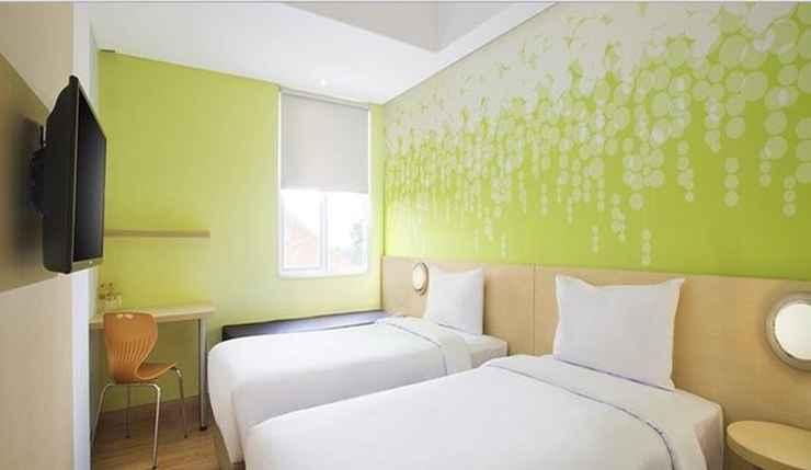 EXTERIOR_BUILDING Zest Hotel Bogor
