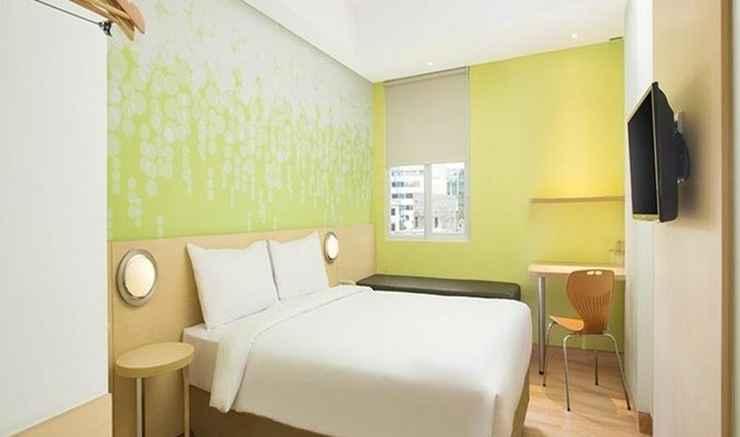 BEDROOM Zest Hotel Bogor