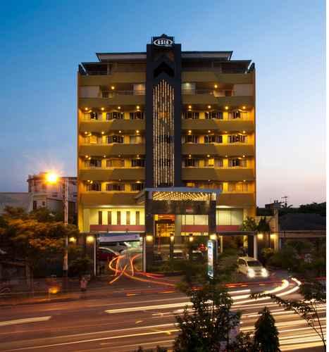 EXTERIOR_BUILDING Asia Hotel Solo