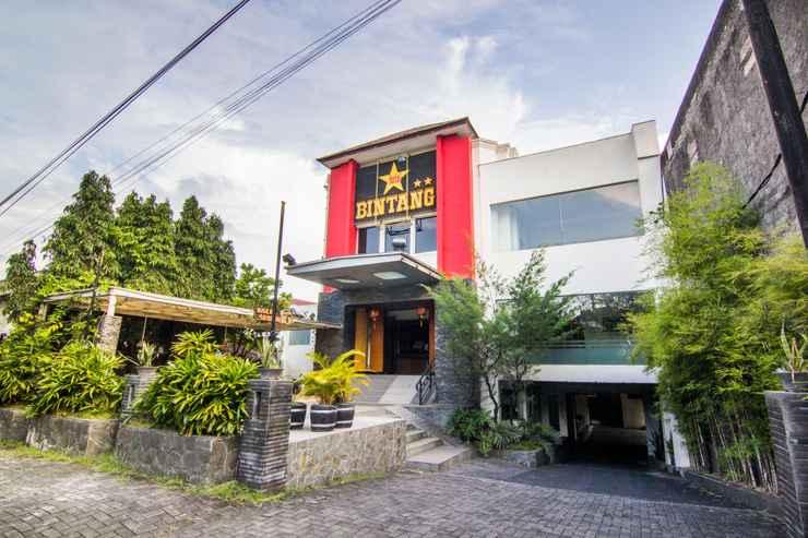 EXTERIOR_BUILDING Hotel Bintang Solo