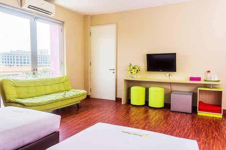 BEDROOM Hotel Bunga Bunga