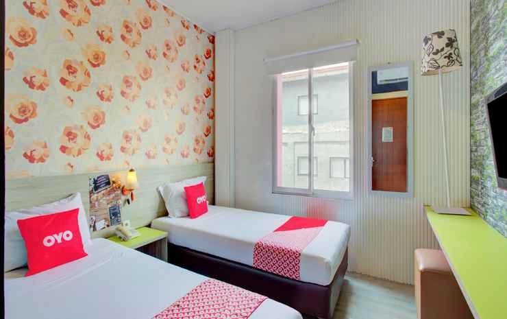 Capital O 4002 Aleander Hotel Jakarta - Deluxe Twin Room