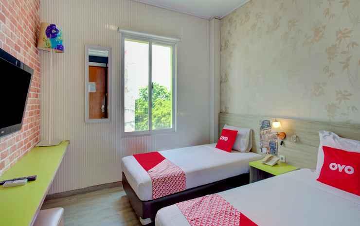 Capital O 4002 Aleander Hotel Jakarta - Suite Twin