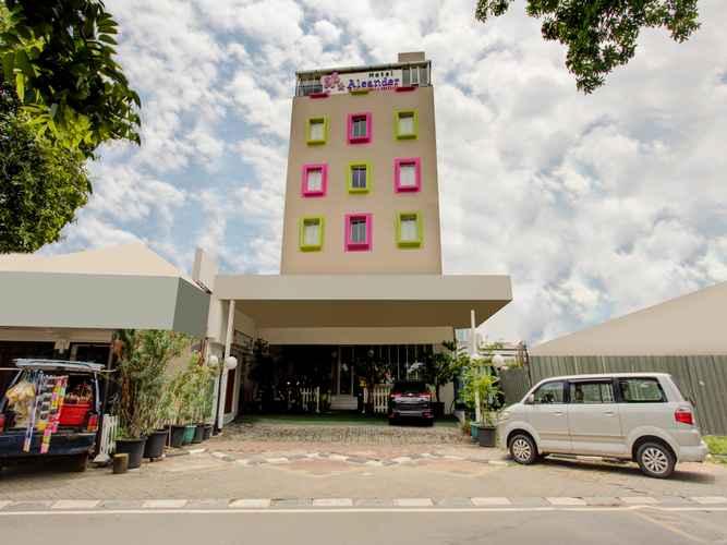 EXTERIOR_BUILDING Capital O 4002 Aleander Hotel