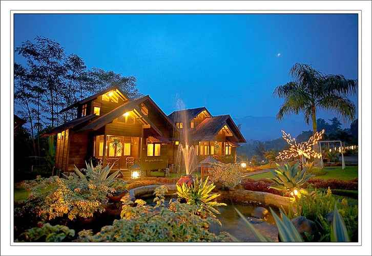 EXTERIOR_BUILDING Citra Cikopo Hotel & Family Cottage
