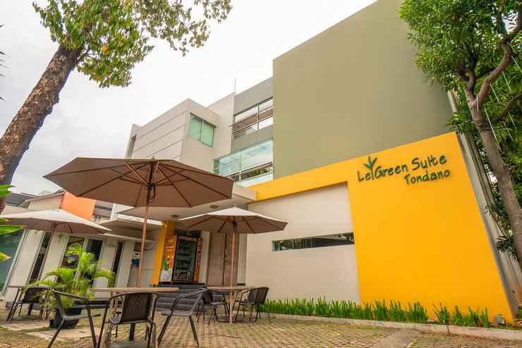 Exterior / Building LeGreen Suite Tondano