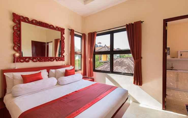 Bali Ginger Suites & Villa Bali - Red Ginger Suite #1