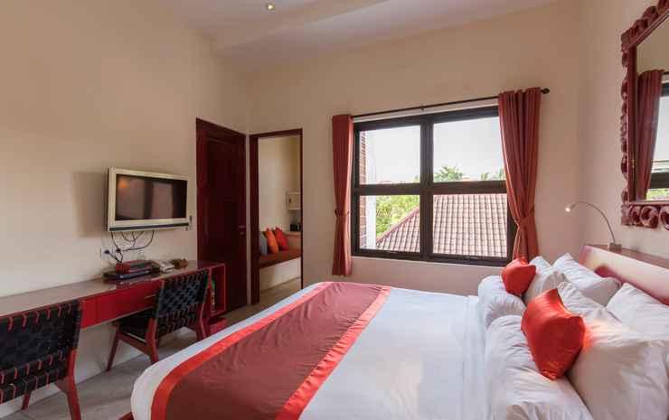 Bali Ginger Suites & Villa Bali - Red Ginger Suite #2