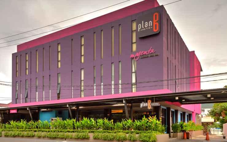 EXTERIOR_BUILDING Plan B Hotel