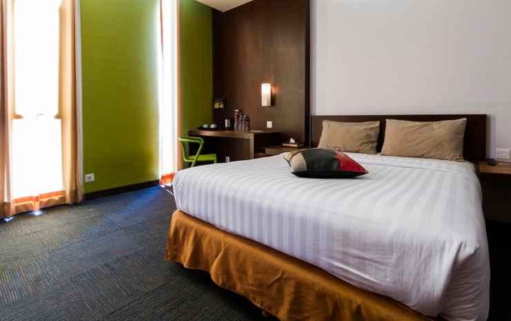 Plan B Hotel Padang - Deluxe Room