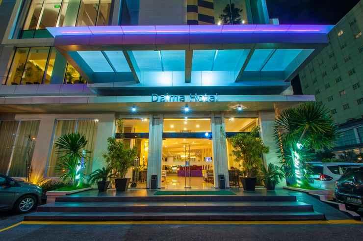 EXTERIOR_BUILDING Daima Hotel Padang