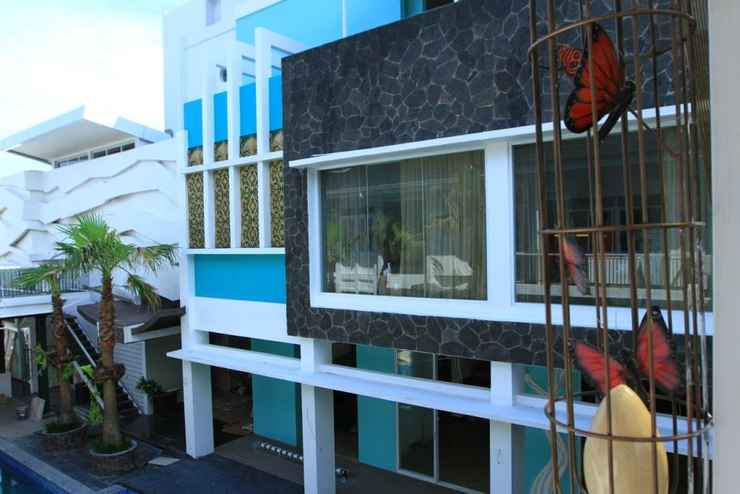 EXTERIOR_BUILDING Oxville Hotel