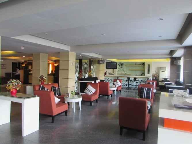 LOBBY Pangeran City Hotel