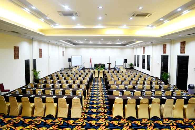 FUNCTIONAL_HALL Hotel Sentral