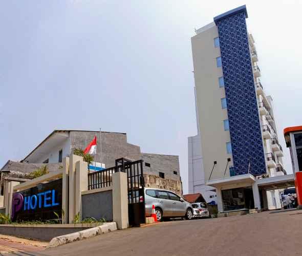 EXTERIOR_BUILDING P Hotel