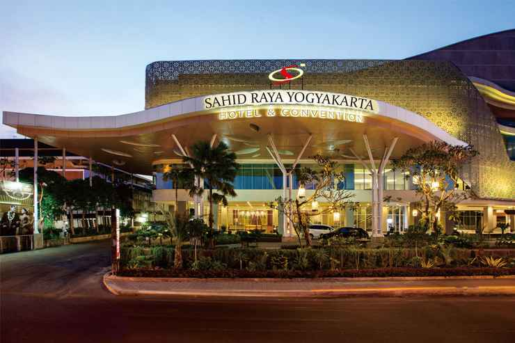 EXTERIOR_BUILDING Sahid Raya Hotel & Convention Yogyakarta