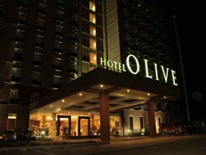EXTERIOR_BUILDING Hotel Olive
