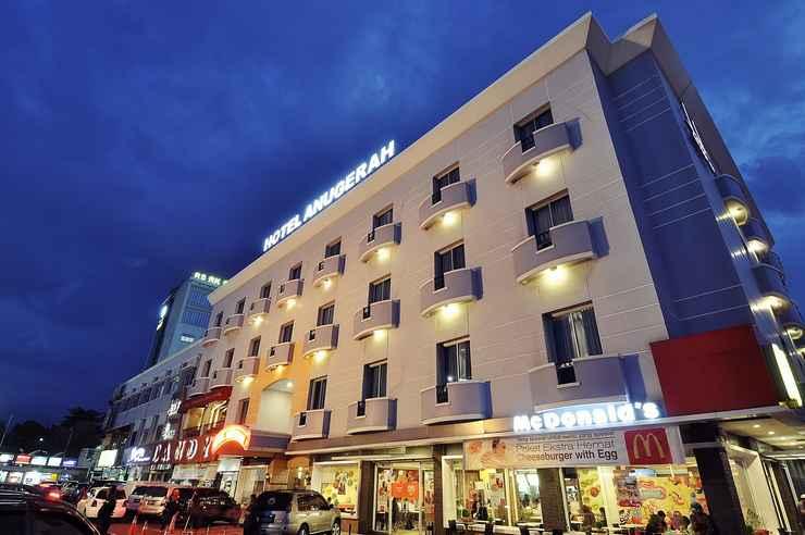 EXTERIOR_BUILDING Hotel Anugerah