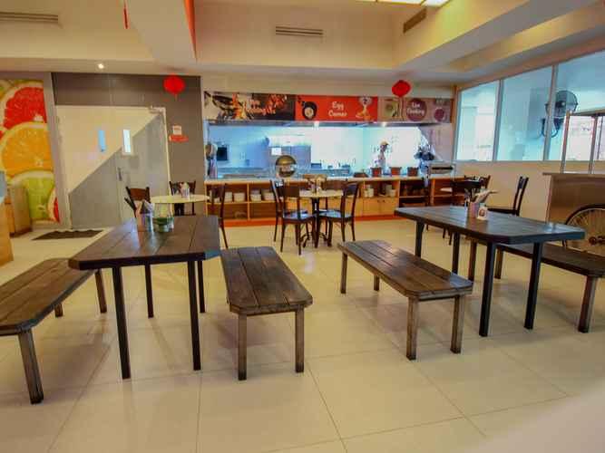 BAR_CAFE_LOUNGE HARRIS Hotel Pontianak