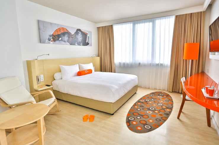 BEDROOM HARRIS Hotel Pontianak