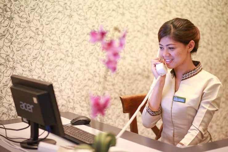LOBBY New Ayuda 2 Hotel