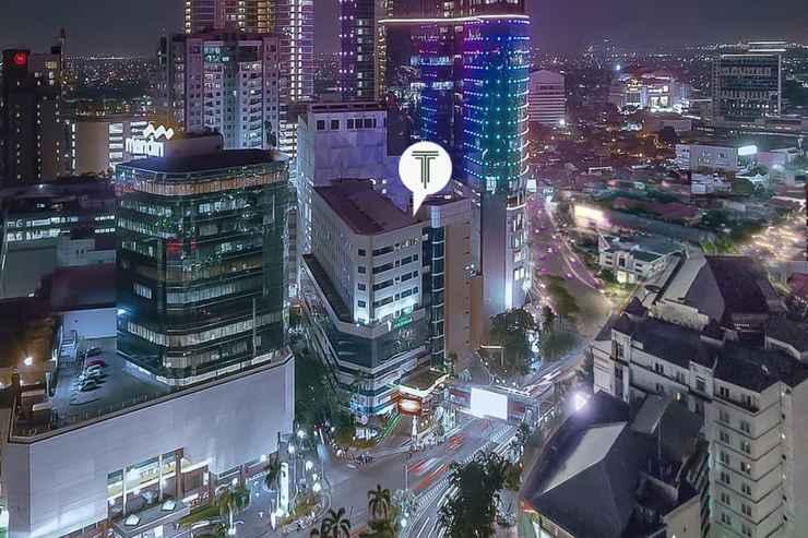 EXTERIOR_BUILDING Tunjungan Hotel Surabaya