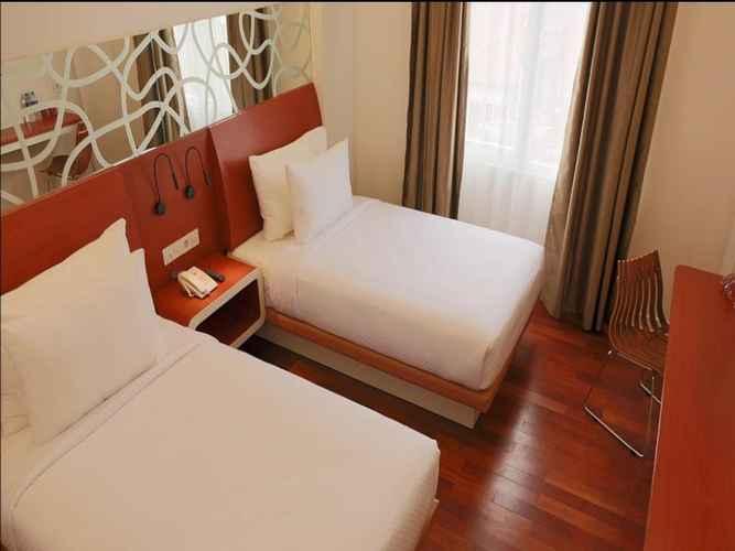 BEDROOM Citihub Hotel @ Jagoan