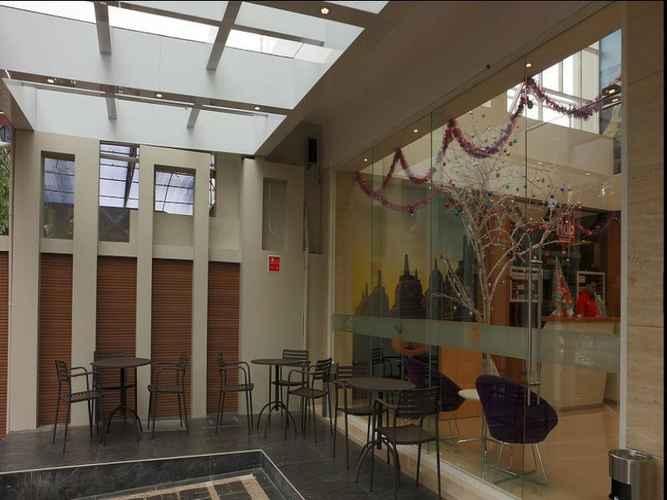 EXTERIOR_BUILDING Citihub Hotel @ Jagoan