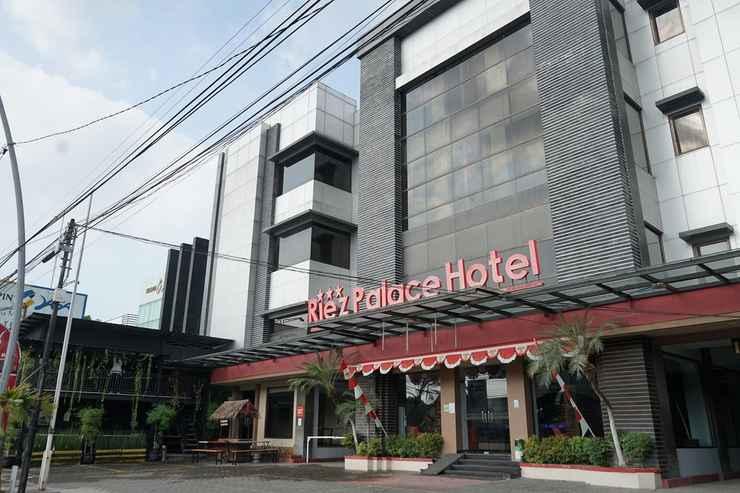 EXTERIOR_BUILDING Riez Palace Hotel