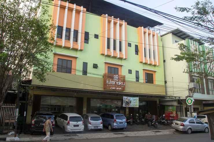 EXTERIOR_BUILDING Istanaku Guesthouse & Cafe